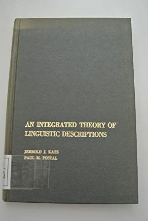 Integrated Theory of Linguistic Descriptions (Research Monograph)