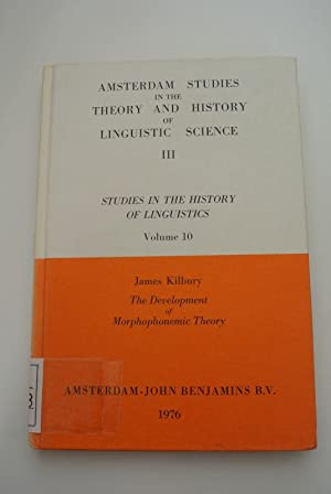 Western Histories of Linguistic Thought. An Annotated Chronological Bibliography 1822-1976. (= Am...