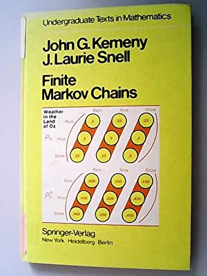 Finite Markov chains. Undergraduate texts in mathematics