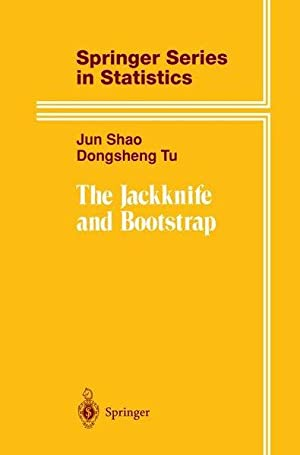 The jackknife and bootstrap. Springer series in statistics
