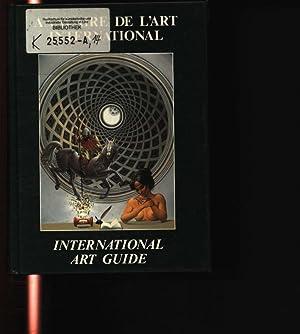 Annuaire de l'art international: Sermadiras, Patrick [Hrsg.]: