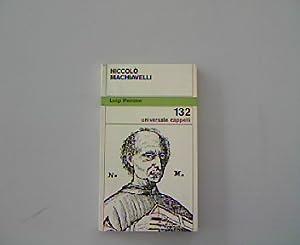 Nocollo Machiavelli.: Peirone, Luigi: