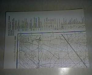 4262 Kuttlau (Höckricht - Sabel - Klettental) Topographische Karte 1 : 25 000 (Meß...