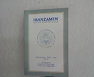 Iranzamin: Echo der iranischen Kultur. Christentum -