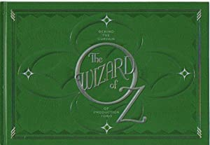 The Wizard of Oz: Behind the Curtain of Production 1060: Fricke, John