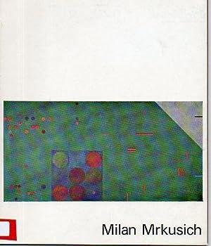 Milan Mrkusich: Paintings: 1946-1972: Mrkusich, Milan: Michael
