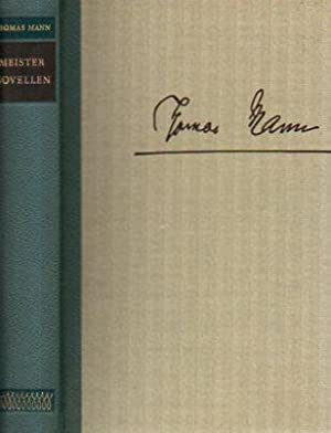 Meisternovellen (Europaischer Buchklub): Mann, Thomas