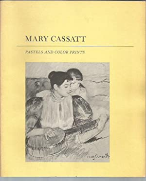 Mary Cassat: Pastels and Color Prints: Cassatt, Mary; Adelyn