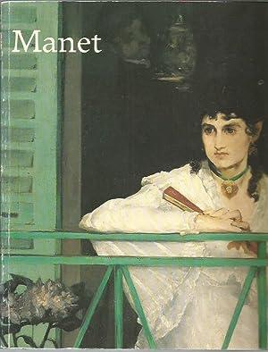 Manet, 1832-1883: Galeries Nationales Du Grand Palais,: Cachin, Francoise; Moffett,