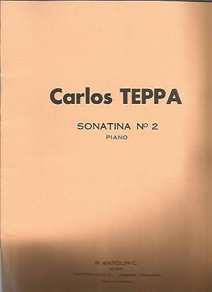 Sonatina No. 2, Piano: Teppa, Carlos