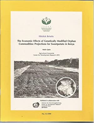The Economic Effects of Genetically Modified Orphan Commodities: Projections for Sweetpotato in ...