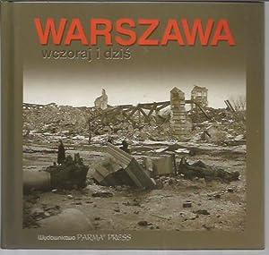 Warszawa wczoraj i dzis wersja polska: Kotanska, Anna; Topolska, Anna