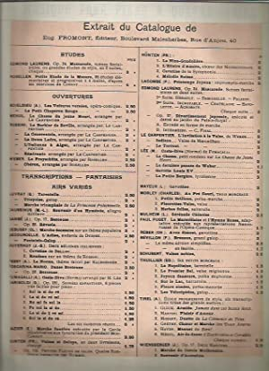 Choral pour Harmonium et Piano (6 Duos Pour Harmonium et Piano, Op.8, No. 3): Saint-Saens, Camille