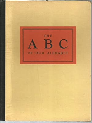 The ABC of Our Alphabet: Thompson, Tommy
