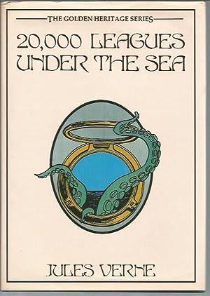 20,000 Leagues Under the Sea (Golden Heritage: Verne, Jules