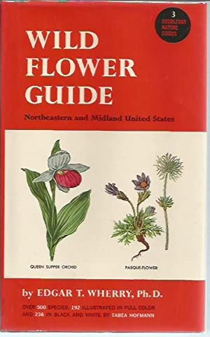Wild Flower Guide: Northeastern and Midland United States (Doubleday Nature Guides 3): Wherry, ...