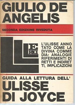 Guida alla lettura dell' Ulisse di J.: Giulio de Angelis