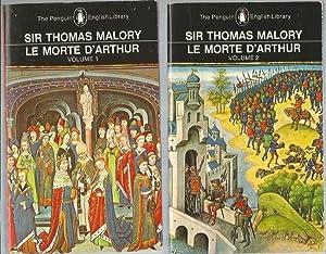 Le Morte D'Arthur, Volumes 1 and 2: Malory, Sir Thomas