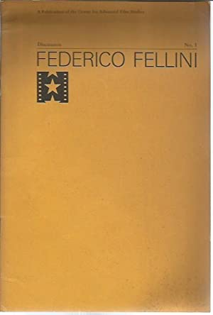 Federico Fellini (Discussion No. 1): James R. Silke