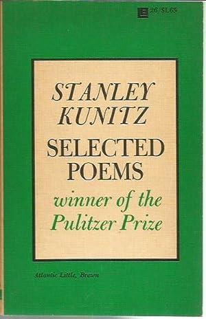 Selected Poems 1928-1958: Kunitz, Stanley