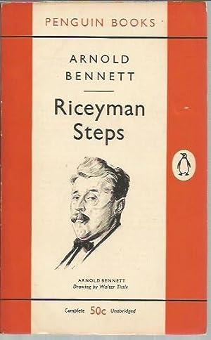 Riceyman Steps (1st Penguin, 1954): Bennett, Arnold