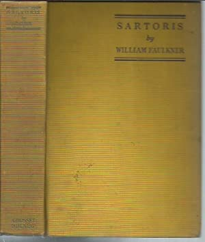 Sartoris (Grosset & Dunlap): Faulkner, William