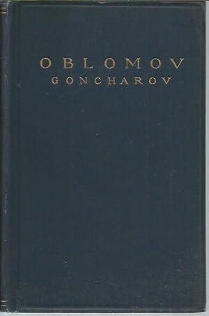 Oblomov (Macmillan, 1915): Goncharov, Ivan; C. J. Hogarth (trans.)