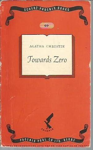Towards Zero (Scherz Phoenix 69, 1946): Christie, Agatha