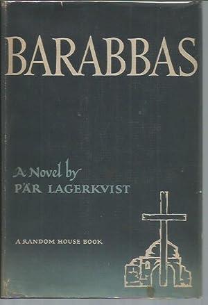 Barabbas (1st U.S.printing, 1951): Lagerkvist, Par