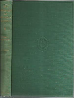 The Journals of Francis Parkman, Two [2] Volumes: Parkman, Francis; Mason Wade (ed.)