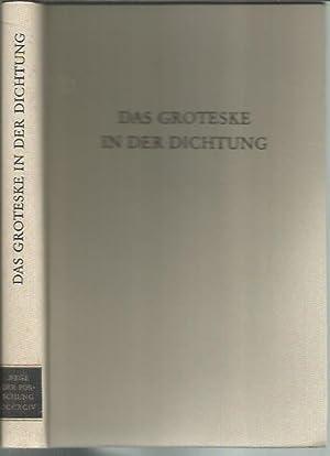 Das Groteske in der Dichtung (Wege der Forschung): Otto F. Best (ed.)