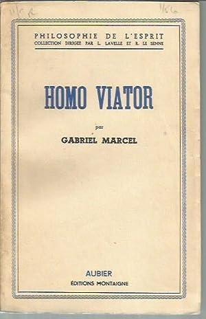 Homo Viator: Marcel, Gabriel