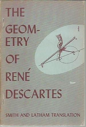 The Geometry of Ren Descartes Dover, 1954, in original staplebound card wraps): Descartes, Rene; ...