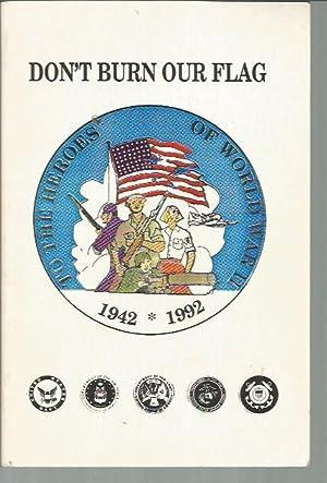 DON'T BURN OUR FLAG: 342nd Infantry Regiment: Wiburg, Roy R.