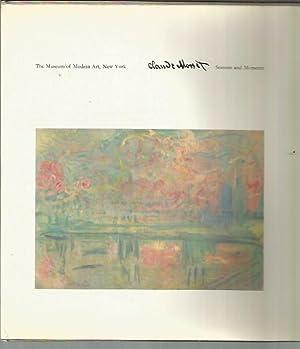 Claude Monet: Seasons and Moments (1960): Seitz, William C.