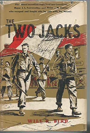 The Two Jacks: The Amazing Adventures of Major Jack M. Veness and Major Jack L. Fairweather (1st ed...