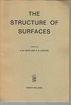 Proceedings of the Symposium on the Structure of Surfaces (U.S. Army Research Office, Durham, NC): ...