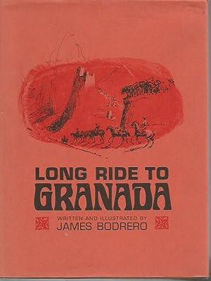 Long Ride to Granada: Bodrero, James