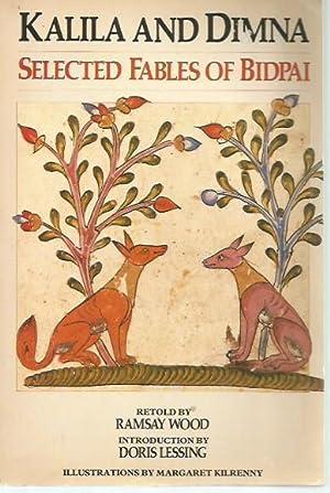 Kalila & Dimna: Selected Tales of Bidpal: Ramsay Wood