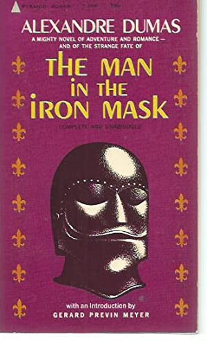 an analysis of the man in the iron mask by alexandre dumas The man in the iron mask plot summary essay sample just as alexandre dumas's novel delineates dumas a, the man in the iron mask.