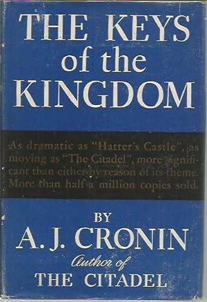 The Keys of the Kingdom (Movie Tie-In: Cronin, A. J.