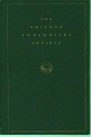 Chicago Zoological Society Year Book 1927: Chicago Zoological Society