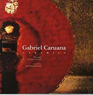 Gabriel Caruana: Ceramics: England, Richard