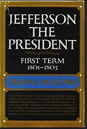 Jefferson and His Time (6 vols.): Malone, Dumas