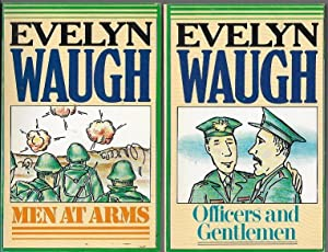 Men at Arms, Officers and Gentlemen &: Waugh, Evelyn