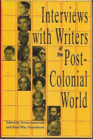 Interviews With Writers of the Post-Colonial World: Feroza Jussawalla; Reed
