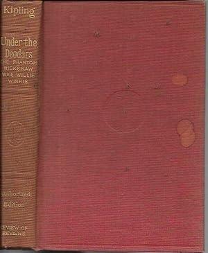 Under the Deodars, the Phantom 'Rickshaw, Wee: Kipling, Rudyard