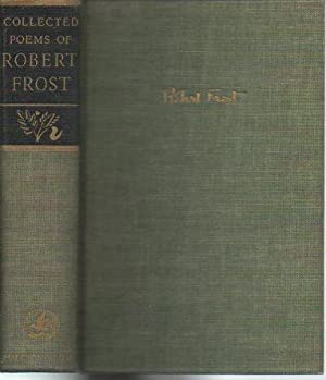 Collected Poems of Robert Frost: Frost, Robert