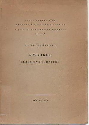 N. V. Gogol: Leben und Schaffen: Setschkareff, Vsevolod