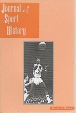 Journal of Sport History 35(1) Spring 2008: Vamplew, Wray (ed.)